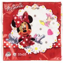 Servilletas Minnie Mouse Disney 30 Unid