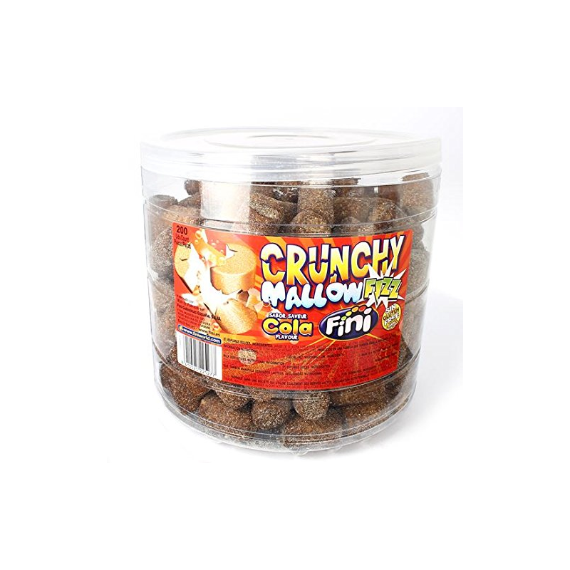 Crunchy Mallow Fizz Cola FINI 200 Unid
