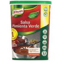 Salsa Pimienta Verde  KNORR 660 Gr