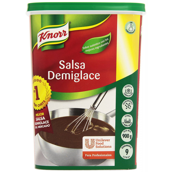Salsa Demiglace KNORR 900 Gr