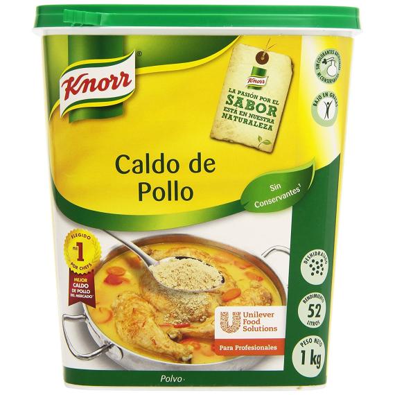 Caldo de Pollo Deshidratado KNORR 1 Kg