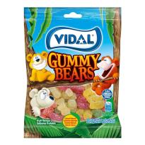 Ositos Azúcar VIDAL 100 Gr