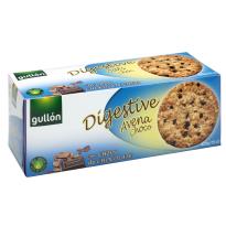 Digestive Avena Choco  GULLÓN 425 Gr