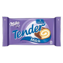 Milka TENDER Leche 5 Unid