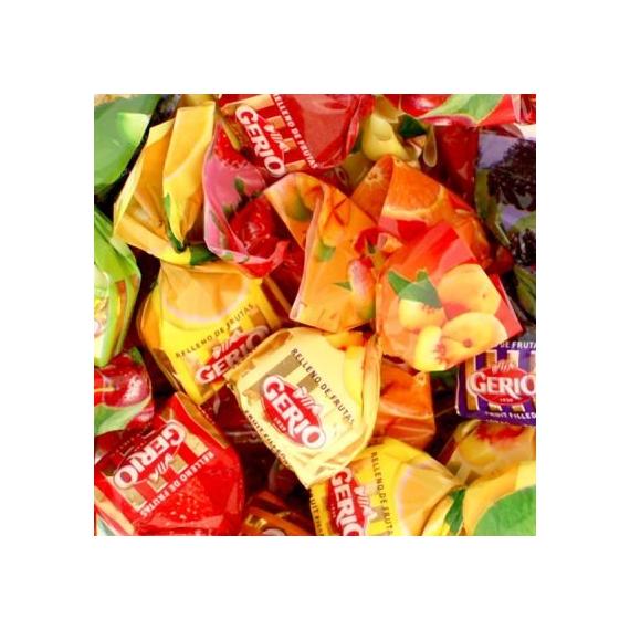 Relleno de Fruta 8 sabores GERIO 1 Kg