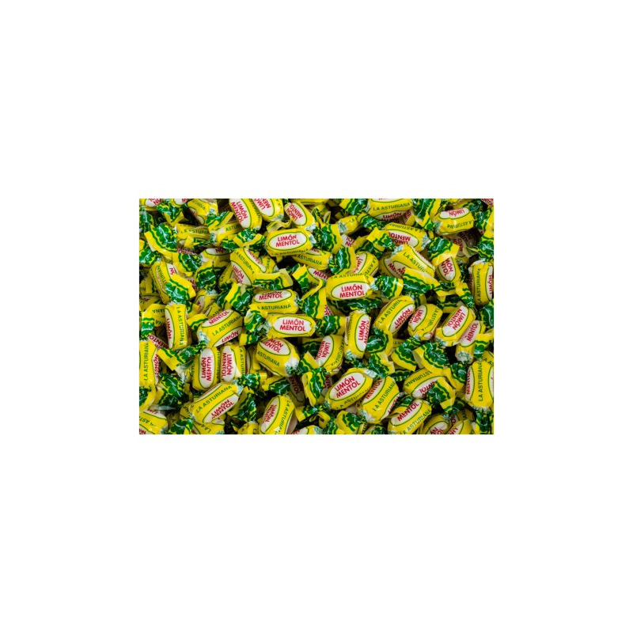 Caramelo Limón Mentol LA ASTURIANA 1 Kg