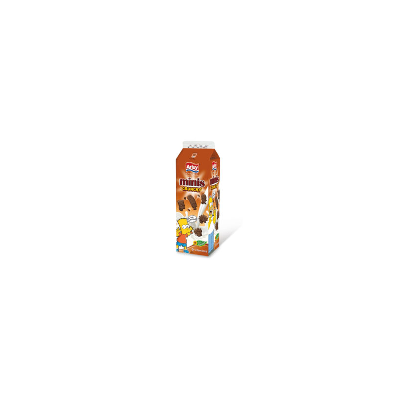 Minis Crunchy Simpsons Choco  ARLUY 240 Gr