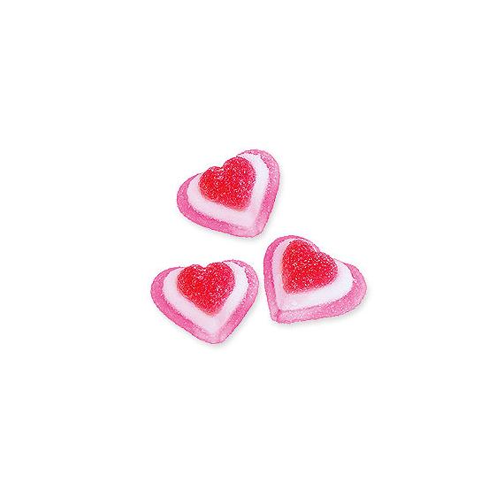 Corazón Tricolor 3 colores  FINI 1 Kg
