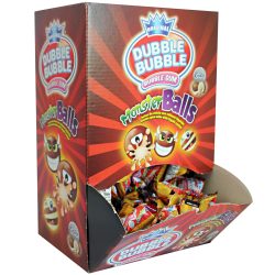 DUBBLE BUBBLE chicle MONSTER BALLS COLA 200 unidades
