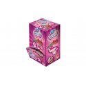 DUBBLE BUBBLE chicle MONSTER BALLS FRESA 200 unidades
