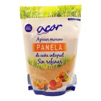 Panela Azúcar Moreno de Caña Integral ACOR 500 Gr