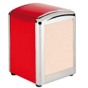 Dispensador Servilletas Mini Servis ROJO