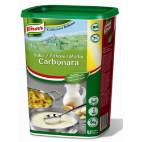 Salsa Carbonara para pastas Deshidratada KNORR 1 Kg