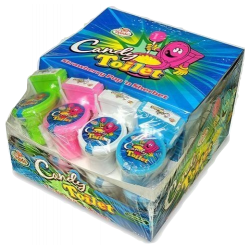 Candy Toilet Pica Pica FANTASY TOYS 24 Unid