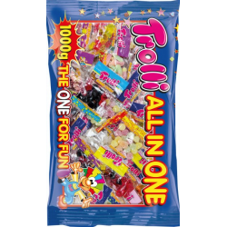 TROLLI ALL IN ONE Surtido fiesta 1000 Gr