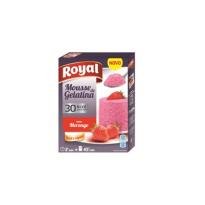 Royal Mousse de Gelatina Fresa - 31 Gramos