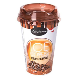 Ice Coffee Espresso LANDESSA Pack 10*230 ML
