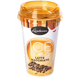 Ice Coffee Latte Macchiato LANDESSA Pack 10*230 ML