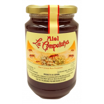 Miel de abeja artesanal ACUACATE  490 Gramos
