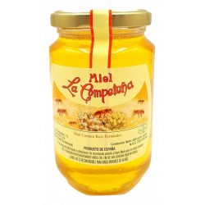 Miel de abeja artesanal ROMERO 490 gramos