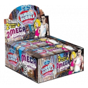 DUBBLE BUBBLE Chicles + Mega tattoo 24 sobres