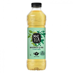 Té Verde Menta MAY TEA 12* 330 ML