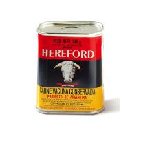 Carne Vacuna en conserva HEREFORD 340 Gr