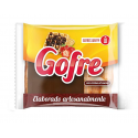 Gofre con Chocolate WAFFY 14 Unid