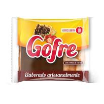 Gofre con Chocolate WAFFY 14 Unid