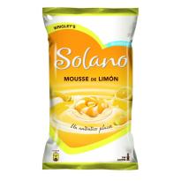 Corazón de Solano - Mousse de Limón