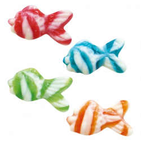 Peces Twist  VIDAL 250 unidades