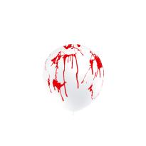Globos Halloween Sangriento 8 Unid