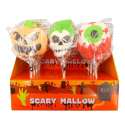 Scary Mallow Marshmallow Pop 12 Unid