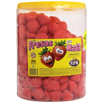 FINI Fresas con Nata 200 U