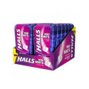 HALLS Mini Mints Frutos Rojos 12 Unid