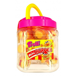 Mini Burger TROLLI 30 unid