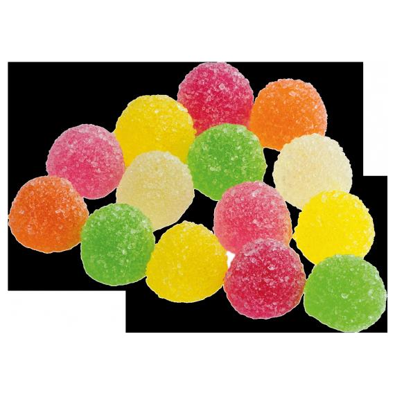 Lagrimas Fruta TROLLI 1 Kg
