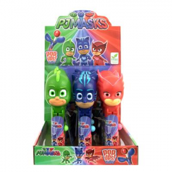 PJ MASKS Pop ups Lollipop 12 Unid