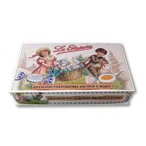 Antiguos Polvorones Hechos a Mano LA ESTEPEÑA 550 Gr