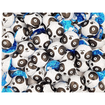 Osos Panda  Choco blanco EUROCHOCS 1 Kg