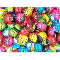 Mariquitas de Colores Ladybugs EUROCHOCS 1 Kg