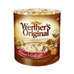 Werther's Original Especialidades de Chocolates y Caramelos 900 Gr