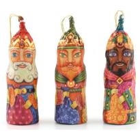 Figura Chocolate Reyes Magos  SIMON&COLL 20 Unid