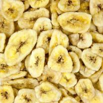 Plátano deshidratado Banana chips 800 Gr