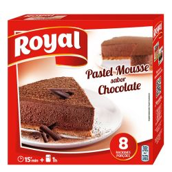 Royal Pastel Mousse de Chocolate - 225 Gr