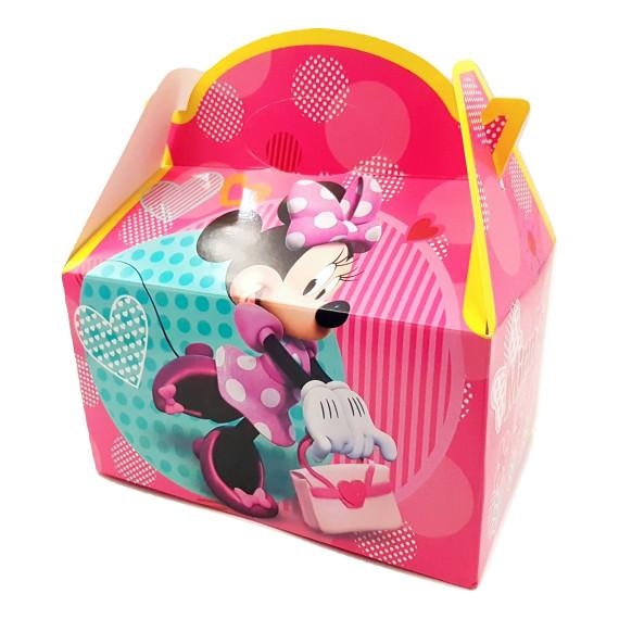 Caja Fiesta Minnie  DISNEY 12 Unid