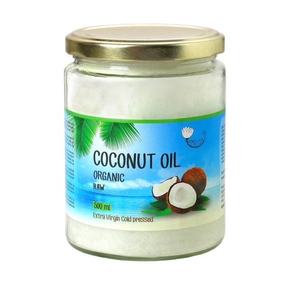 Aceite de Coco Premium 450 ML