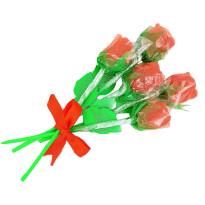 Ramo Rosas Gominola 5 Unid