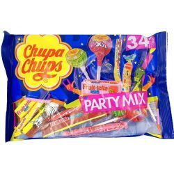 Party Mix CHUPA CHUPS 400 Gr