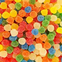 Gomitas  Lagrimas Azúcar FINI 1 Kg